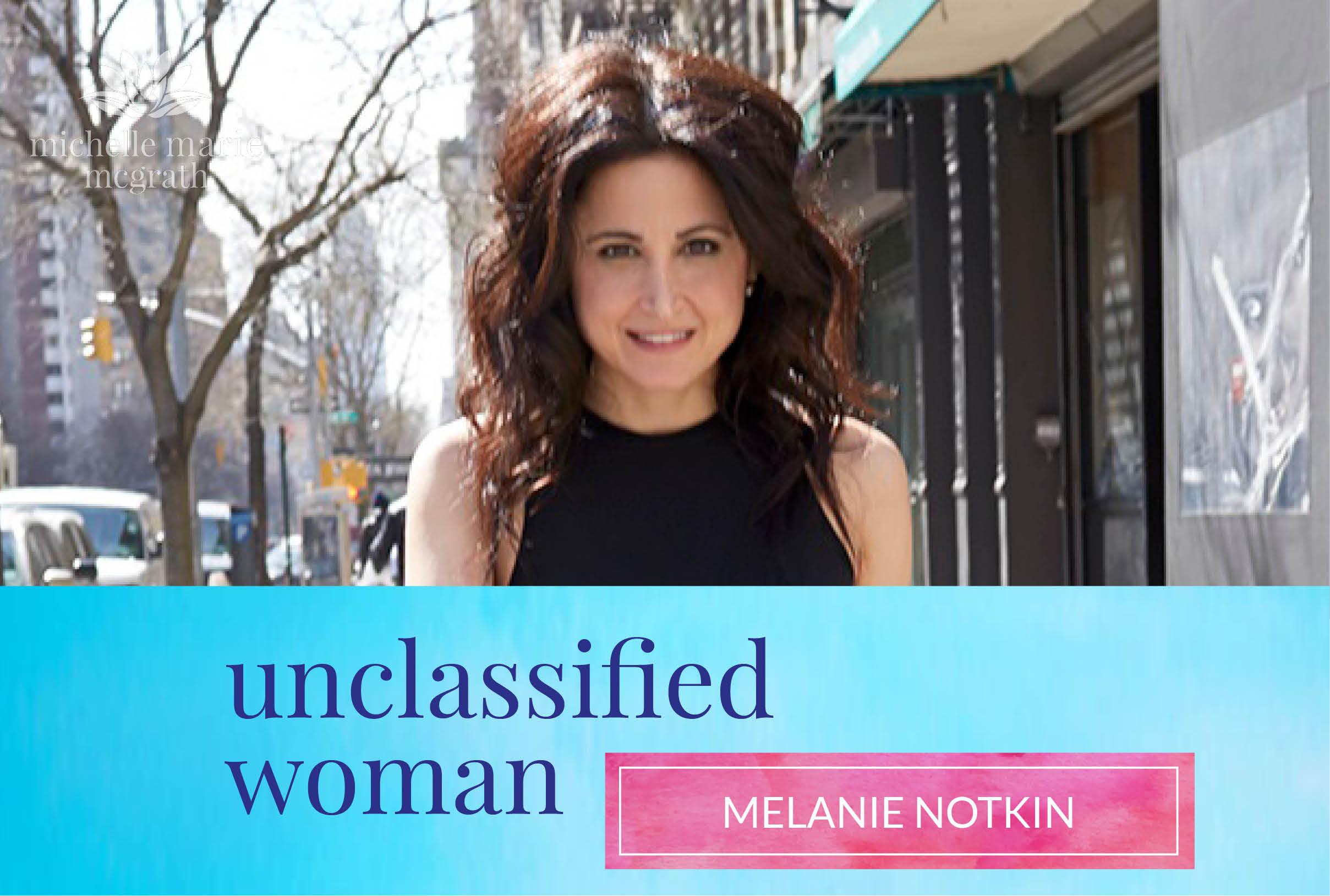 Episode 02: Melanie Notkin – Savvy Auntie & Otherhood