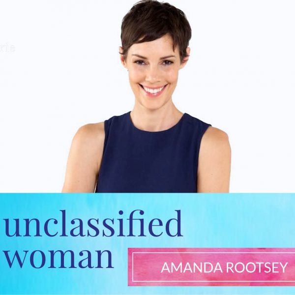 09: Amanda Rootsey Shines From Within