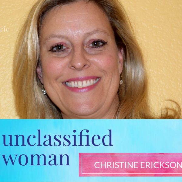 Episode 05: Christine Erickson – The Mother Within