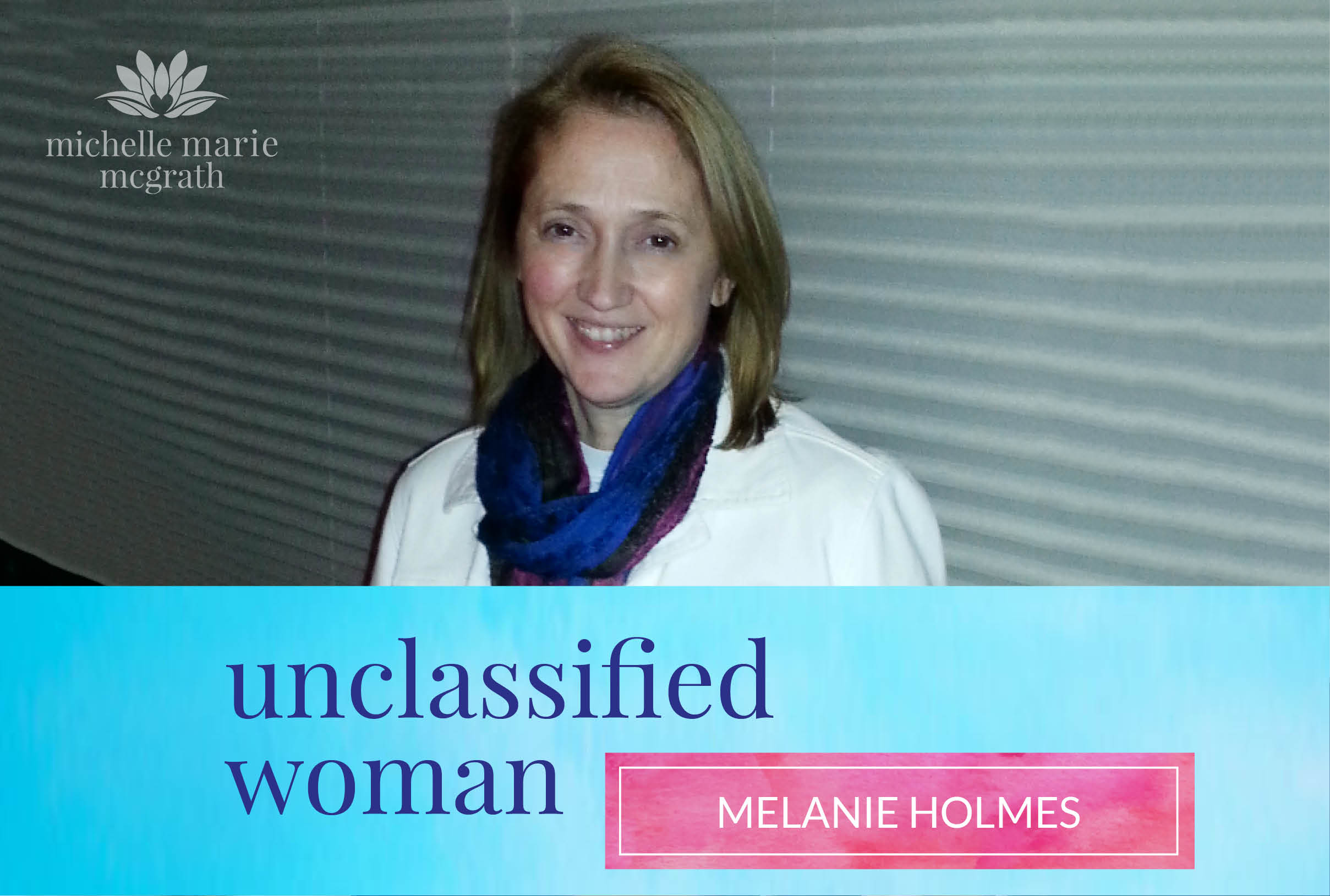 14: The Female Assumption with Melanie Holmes