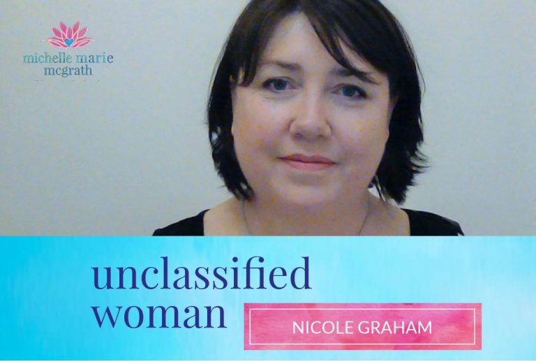 Unclassified Woman - Nicole Graham