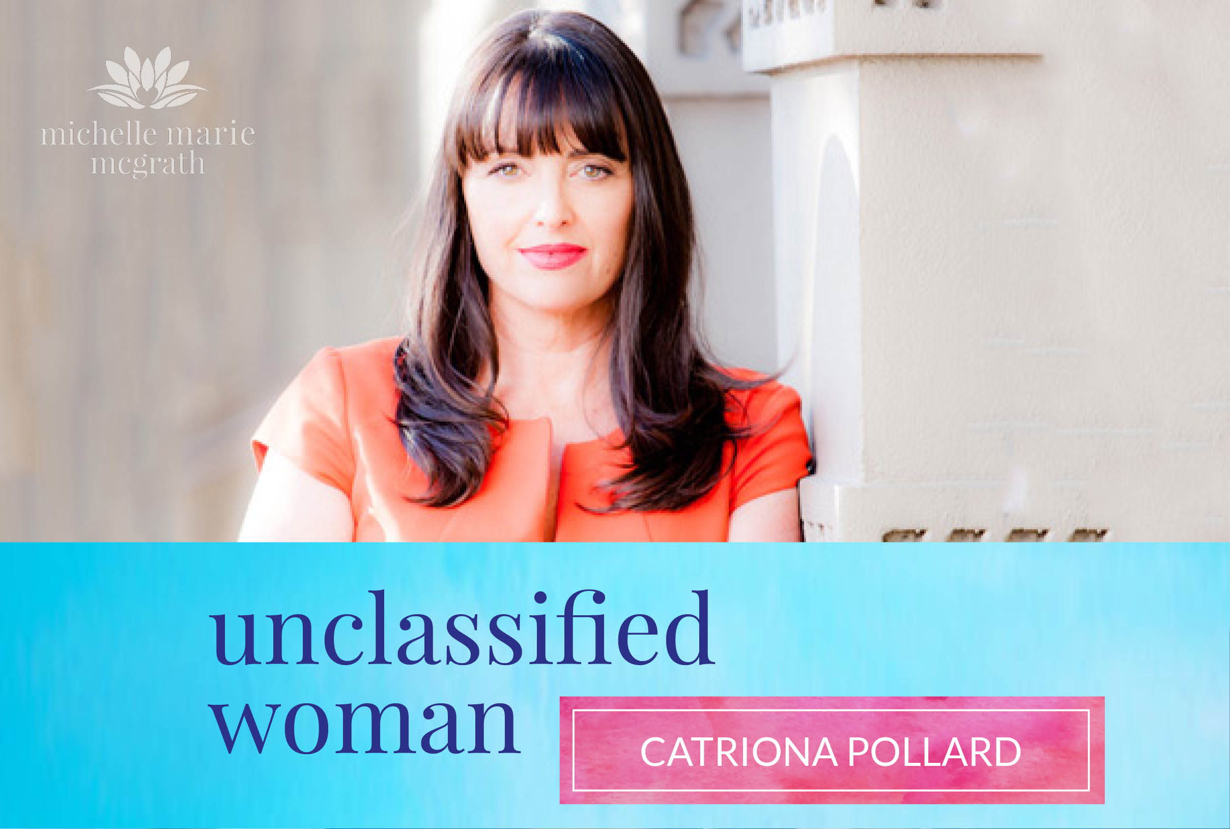 30: From Unknown to Expert with Catriona Pollard