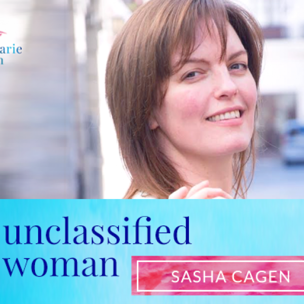 45: Quirky Alone with Sasha Cagen
