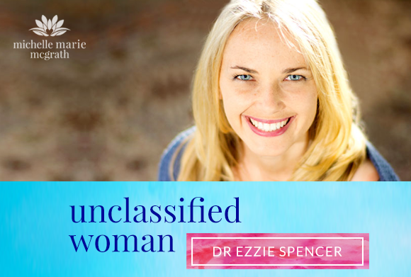 46: Flourishing with the cycles of the moon with Dr Ezzie Spencer