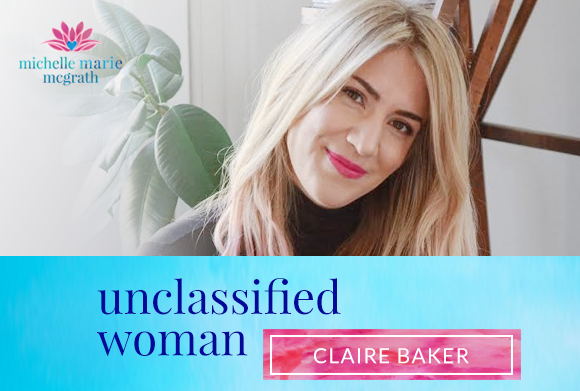 50: Adore Your Cycle with Claire Baker