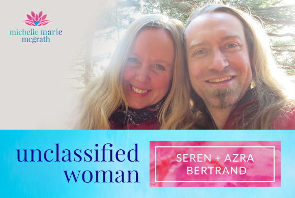 52: Womb Awakening with Dr Azra & Seren Bertrand