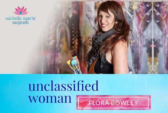 54: Creative Revolution with Flora Bowley