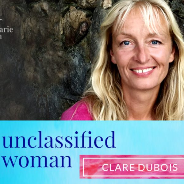 55: Feminine Leadership with Clare Dubois of TreeSisters
