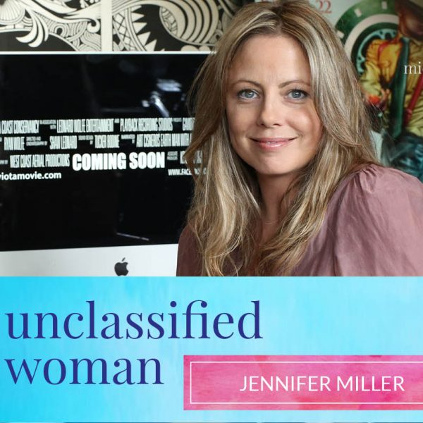 60: A Womb with a View with Jennifer Miller