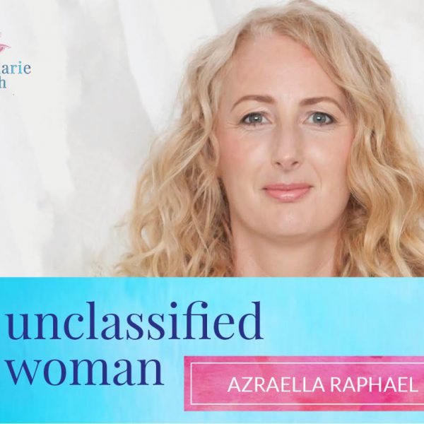 63: Walking your true path with Azraella Raphael