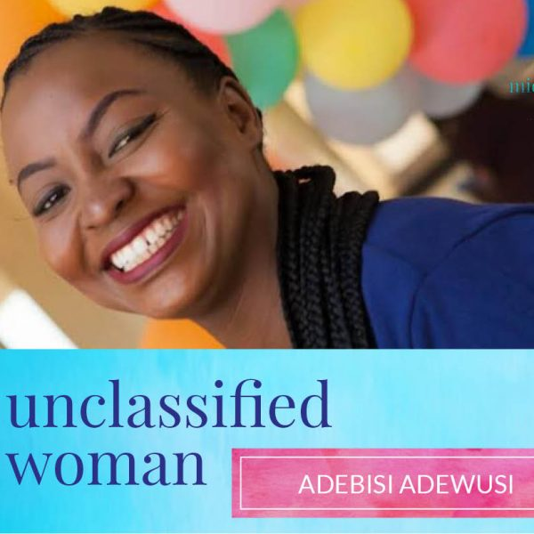 66: The Female Orator with Adebisi Adewusi